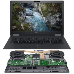 Dell Precision M7730 Bileşenler
