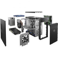 Dell Precision T3630 Bileşenler