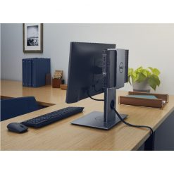 Dell-O ptiplex-3060-MFF, Dell 22 Monitor -P2219H, Micro All-In-One Stand