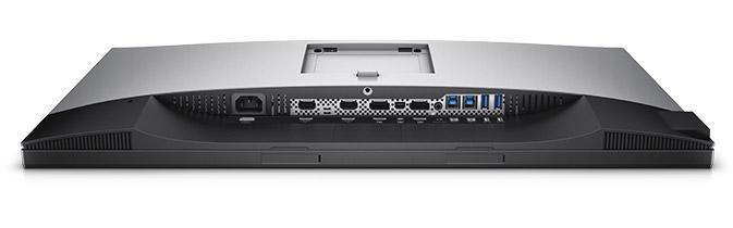 Dell UP2516D Portlar