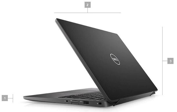 Dell Latitude 7400 Boyutlar